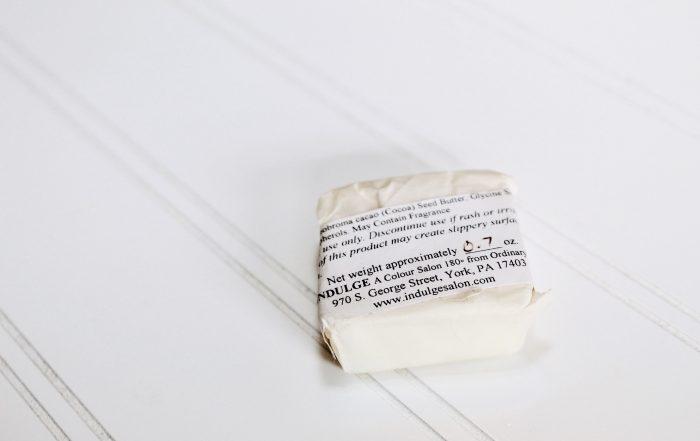 2011 Original Body Butter Bar Sample Packaging