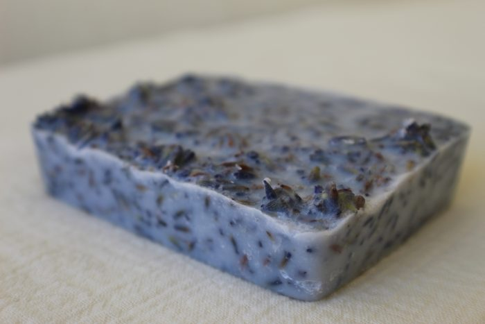 Lavender Luxe Exfoliating Lotion Bar