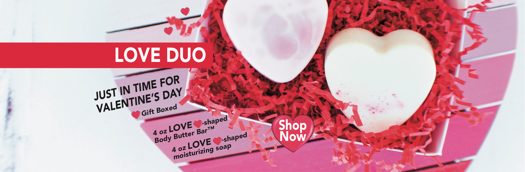 Shop the Love Duo!