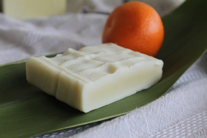 Neroli Orange Blossom Organic Castile Soap - Handmade Soap